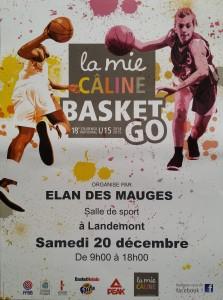 Tournoi U15 F/M Mie Caline 20 décembre 2014