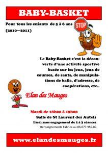Le Baby-Basket : pour un développement du corps et de l'esprit