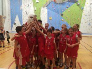 Nos U11 champions du Loroux Bottereau !