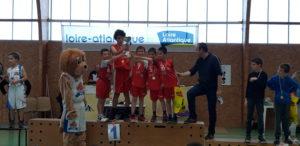 Les U11M gagent le tournoi de Vallet !!