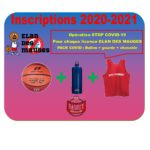 Nouvelle Licence / Pack COVID